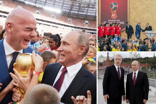 sport preview putin world cup